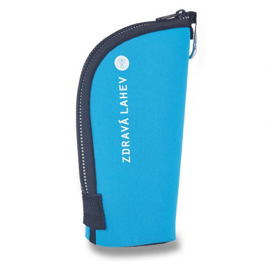 Zdravá fľaša- Termoobal 0, 5 CABRIO REFLEX- modrý