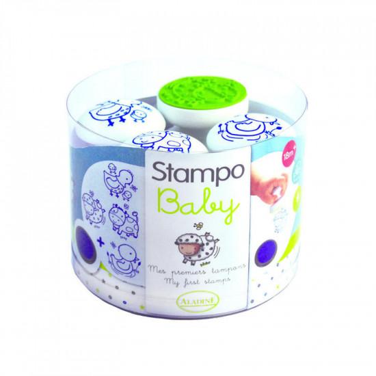 Stampobaby - detské pečiatky - Domáce zvieratká