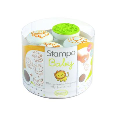 Stampobaby - detské pečiatky - Safari