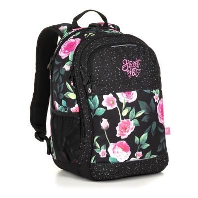 Študentský batoh RUBI 18025 Street Hit G