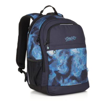 Študentský batoh RUBI 18035 B
