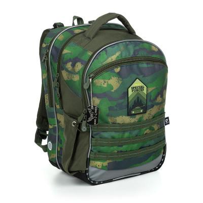 Školská taška COCO 19015 B