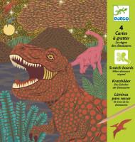 Vyškrabávanie – Dinosaury