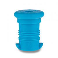 Náhradná zátka na Zdravú fľašu, modrá fluo
