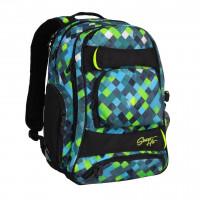 Študentský batoh Topgal - HIT 869 E - Green