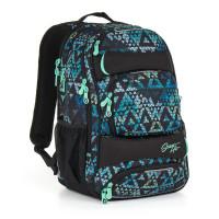 Študentský batoh Topgal - HIT 888 E - Green