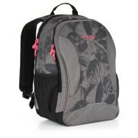 Študentský batoh Topgal - HIT 892 C - Grey