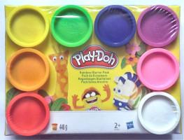 Play-Doh - základná sada 8 farieb