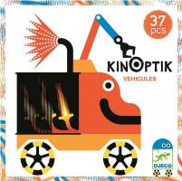 Kinoptik – dopravné prostriedky budúcnosti – 37 ks