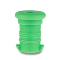 Náhradná zátka na Zdravú fľašu, zelená fluo