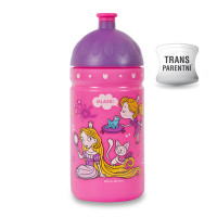 Zdravá fľaša 0, 5 l- Svet princezien