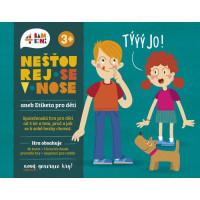 Nešpáraj sa v nose! alebo Etiketa pre deti – nová generácia