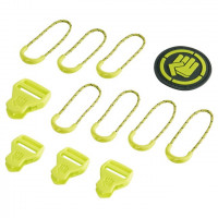 CoocaZoo MatchPatch Classic doplnkový set, Limepunch