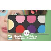 Tvárové farby – pre dievčatá