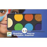 Tvárové farby – základné