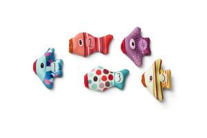 Lilliputiens – Rybičky – prstové bábky do vody
