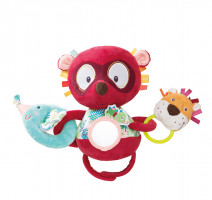 Lilliputiens – lemur Georges – hračka na kočík