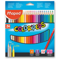 Pastelky Maped Color´s Peps- 24 farieb