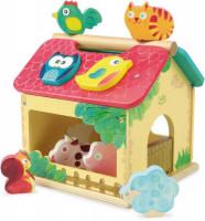 Vilac – drevená farma so zvieratkami pre najmenších