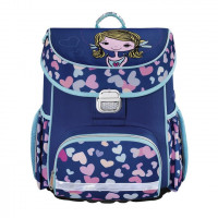 HAMA Školská taška pre prváčikov, Dievčatko