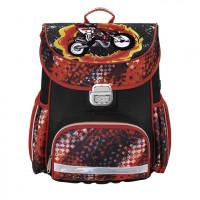 HAMA Školská taška pre prváčikov, Motorka