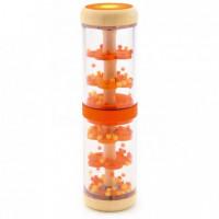 Dažďové koráliky – hrkálka oranžová