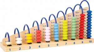 Legler - Edukatívne počítadlo - sčítanie