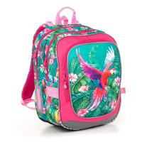 Školská taška ENDY 18001 G