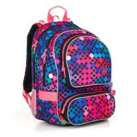 Školská taška ALLY 18012 G