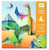Origami – Dinosaury