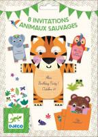 Pozvánky – zvieratá zo ZOO