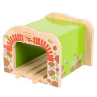 Bigjigs - Dvojitý železničný tunel