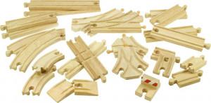 Bigjigs - Set 25 dielov