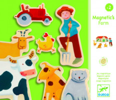 Magnetky – Farma