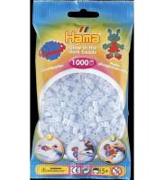 Hama Midi - koráliky modré svietiace 1000 ks