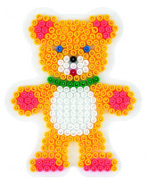 Hama Midi - podložka medvedík
