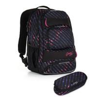 Študentský  batoh a peračník  Topgal - HIT 884 A + HIT 898