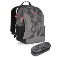 Študentský  batoh a peračník Topgal - HIT 892 C + HIT 906