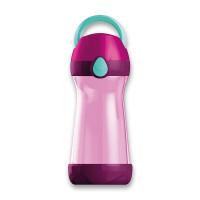 Fľaša na nápoje- Maped Picnic Concept - ružová, 0,43l