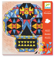 Mozaika – Lebky