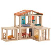 Kreatívny domček pre bábiky