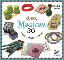 Djeco Magic – Magicam – súprava 30 kúzelníckych trikov