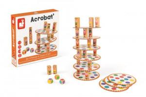 Akrobat - spoločenská hra