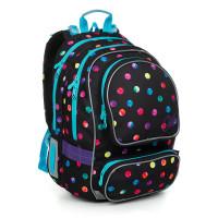 Školská taška ALLY 19009 G
