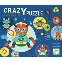Kreatívne puzzle – potvorky – 39 ks