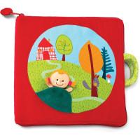 Lilliputiens – textilná knižka – Červená Čiapočka