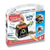 Minibox Maped Creativ – Zamatové maľovanie – pokladnička