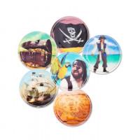 Ergobag Kletties - set piráti