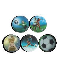 Ergobag Kletties - set fotbal
