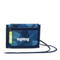 Peňaženka Ergobag  - blue stones